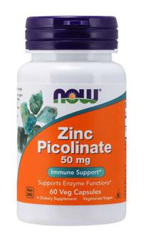 Zinc Picolanate - 50mg (60 vcaps)