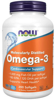 Omega 3 - 1000mg (200 sgels)