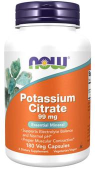 Potassium Citrate (180 vcaps)