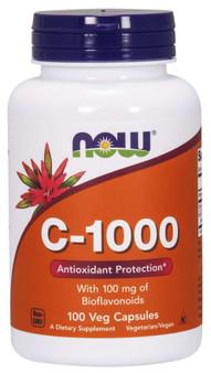Vitamin C1000 - 100 Veg Caps
