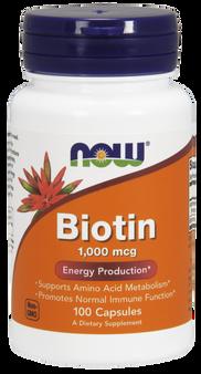 Biotin-1000mcg