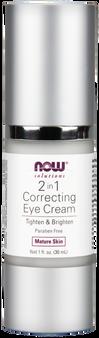 2 in 1 Correcting Eye Cream