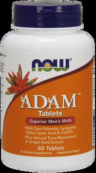 ADAM - Men's Multivitamins (90 Veg Caps)