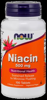 Niacin - 500mg