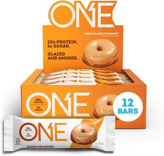 ONE - Maple Glazed Donut