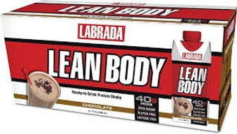 Lean Body Chocolate Case (12pk)