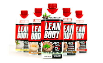 Lean Body Chocolate Mint  (12pk)