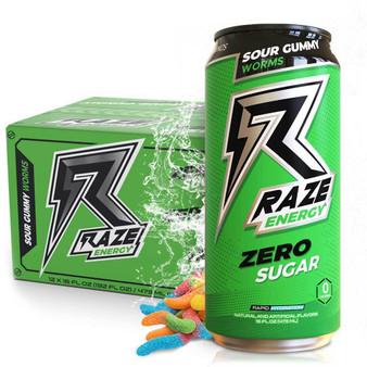 12pk Raze - Sour Gummy