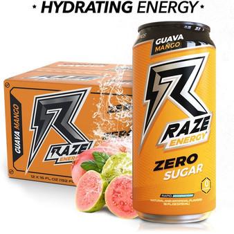 12PK Raze - Guava Mango