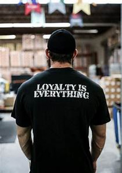 "Blackstone Labs - ""Loyalty is everything"""