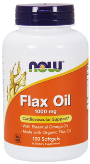 Flax Oil-1000mg