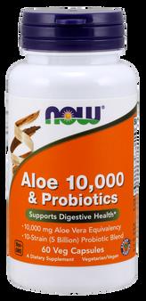 Aloe 10,000 & Probiotics