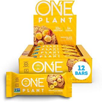 12pk ONE Plant-Banana Nut Bread