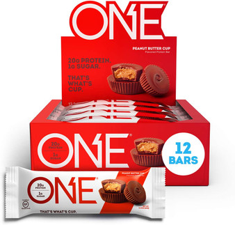 ONE - Peanut Butter Cup 12pk