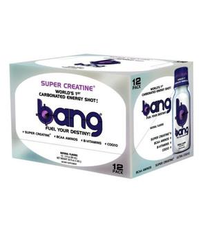 Bang Shots (12pk) - Bangster Berry