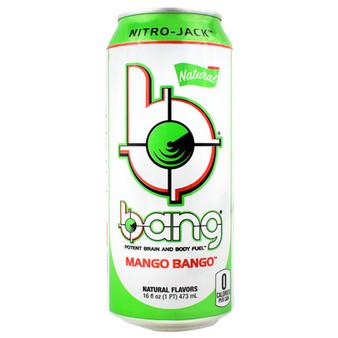 Bang 12pk Natural Mango Bango