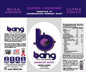 BANG® SHOTS