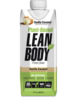 12pk Lean Body - Plant Based Van