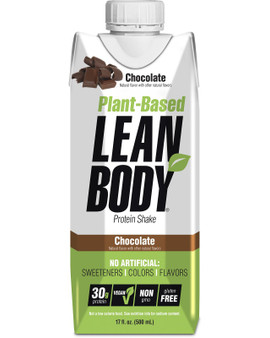 12pk Lean Body - Plant Based Choc