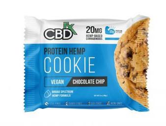 CBDfx Protein Cookie