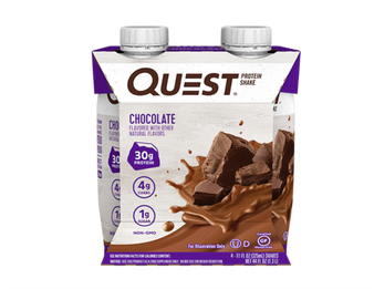 Quest RTD 4pk - Chocolate