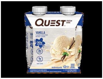 Quest RTD 4pk - Vanilla