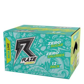 12PK Raze - Baja Lime