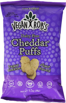 Vegan Rob's Puffs - 3.5oz