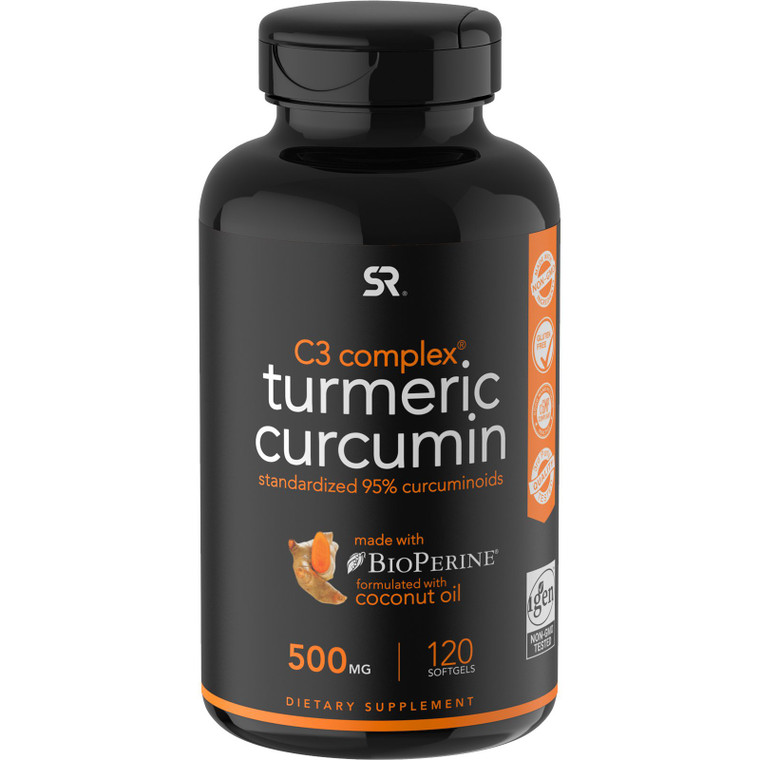 Turmeric Curcumin C3 Complex 500mg