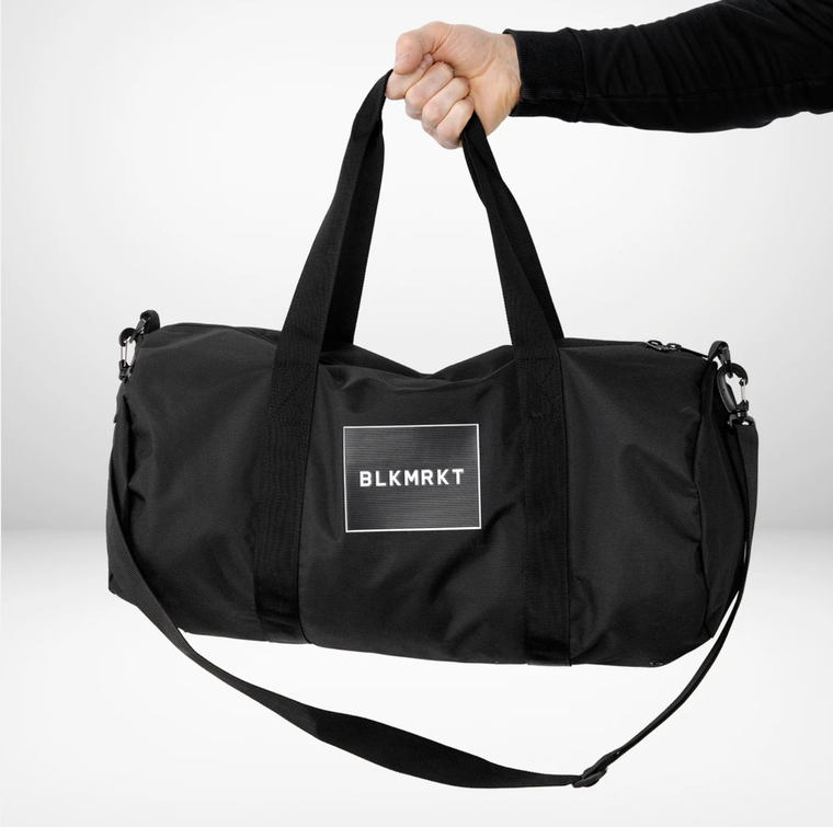 Blackmarket Duffel Bag