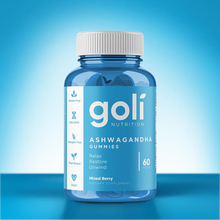 Goli Nutrition - Ashwaganda
