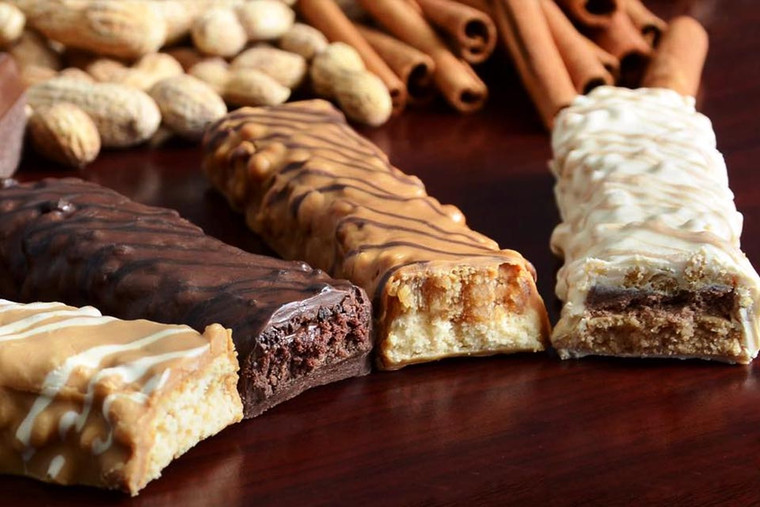 SinFit Protein Bars