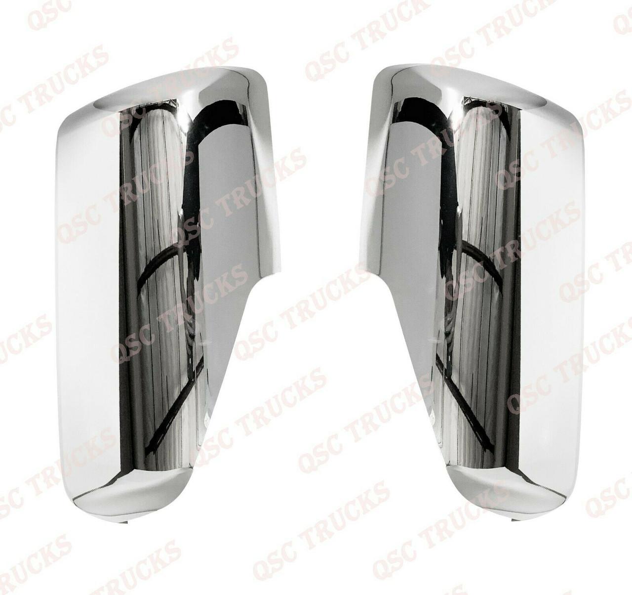 Fit: International DuraStar 4300 Rear View Main Mirror Black for left /& right