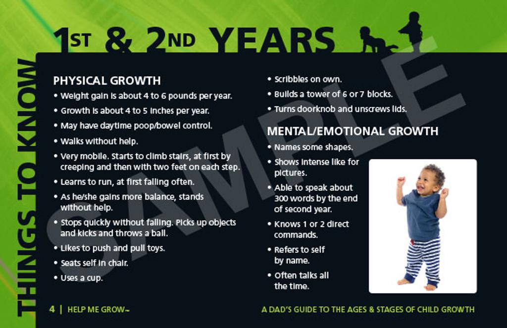 Help Me Grow: The Toddler & Pre-School Years