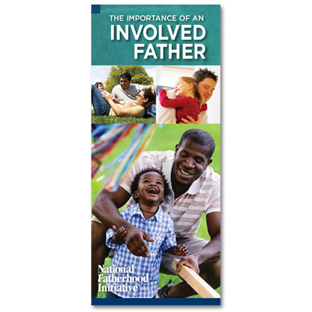 Brochure: The Importance of an Involved Father