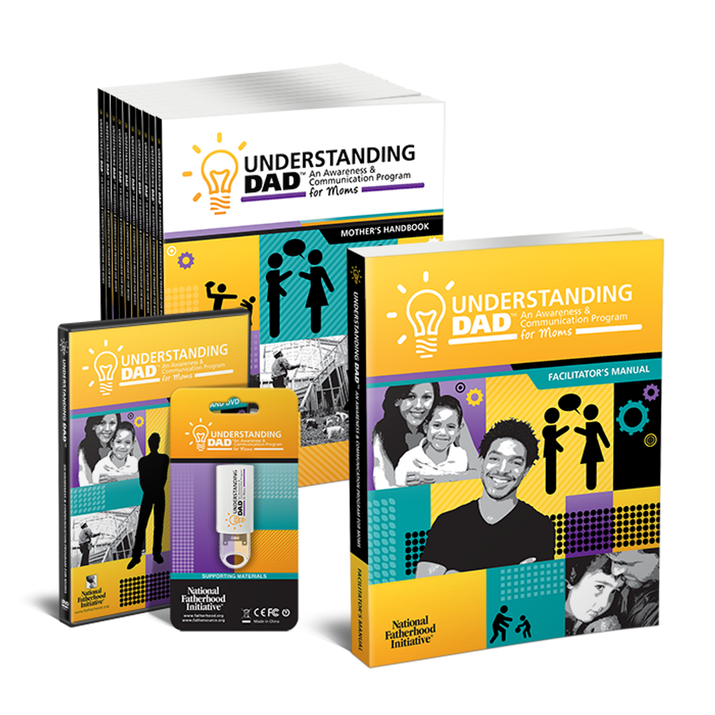 Complete Program Kit: Understanding Dad