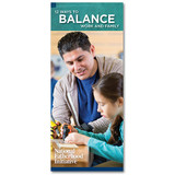 Brochure: 12 Ways to Balance Work & Family