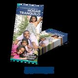 Brochure: 12 Ways To Create a Peaceful Home (SP)