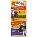 Tip Card: 10 Tips on Co-Parenting for the Sake of Your Child (SP)