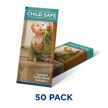 Brochure: A Checklist for Keeping Your Child Safe from Newborn to Toddler