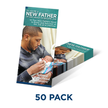 Brochure: So You're A New Father (or Are About to Become One)