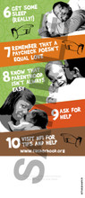 Tip Card: 10 Tips for New Dads