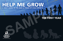 Bundle: Help Me Grow, Ages & Stages of Child Growth