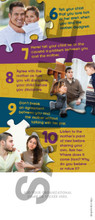 Tip Card: 10 Tips on Co-Parenting for the Sake of Your Child