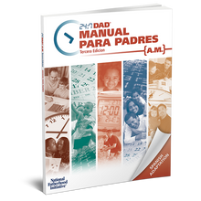 Handbook: 24/7 Dad® AM 3rd Ed. (Spanish)