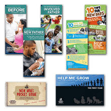 Bundle: New & Expectant Dads Bundle