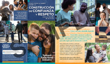 Brochure: Building Trust & Respect with the Mother of Your Child (SP)