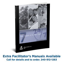 Complete Program Kit: The 7 Habits of a 24/7 Dad™