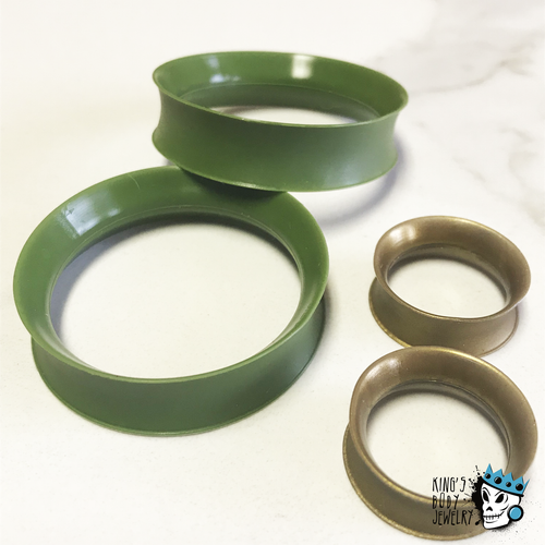 KAOS Skin Eyelets - Exclusive Colors (7/8 inch - 1 7/8 inch)