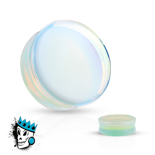 Opalite Double Flare